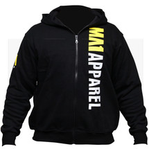 MA1 Classic Zip Up Hoodie - Front