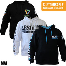 MA1 Custom Pull Over Hoodies