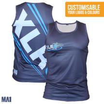 XLR8 Training Center | MA1 Custom Stay Dry Singlet