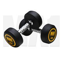 MA1 Commercial Rubber Dumbbells - 5kg