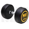 MA1 Commercial Rubber Dumbbells - 20kg