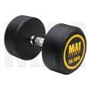 MA1 Commercial Rubber Dumbbells - 32.5kg