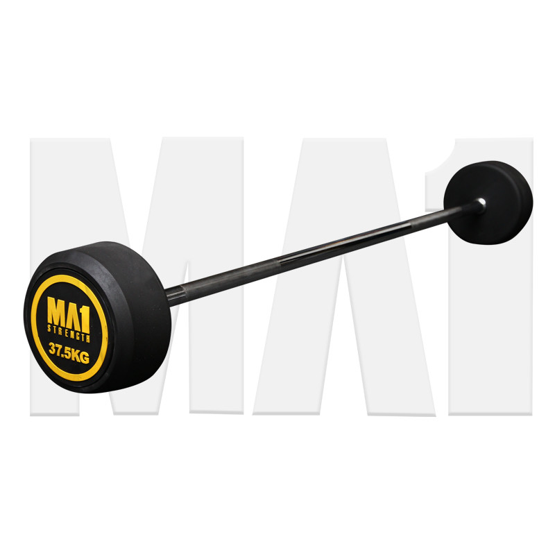 MA1 37.5kg Fixed Barbell