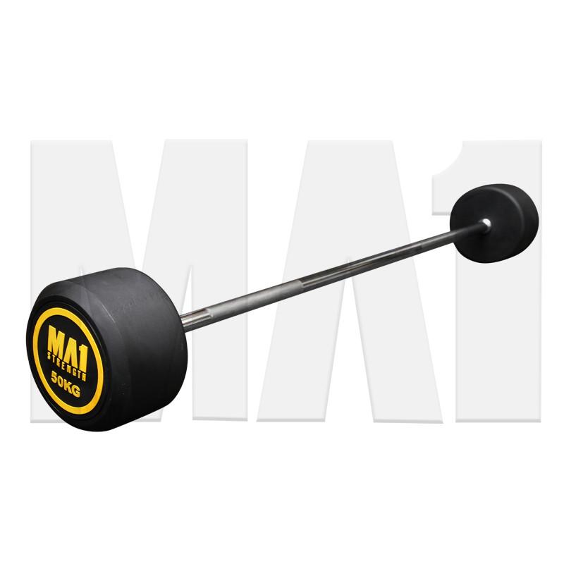 MA1 50kg Fixed Barbell