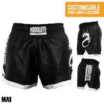 Absolute MMA | MA1 Custom Muay Thai Shorts