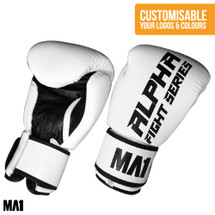 Alpha Fight Series | MA1 Custom 16oz Boxing Gloves