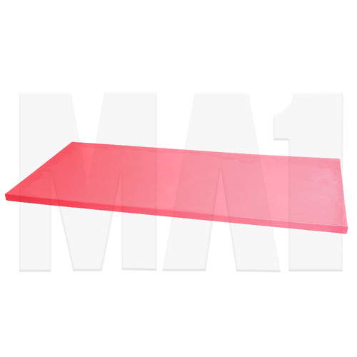 Rectangle MMA Mat - Red