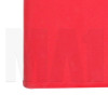 Rectangle MMA Mat - Red - Texture