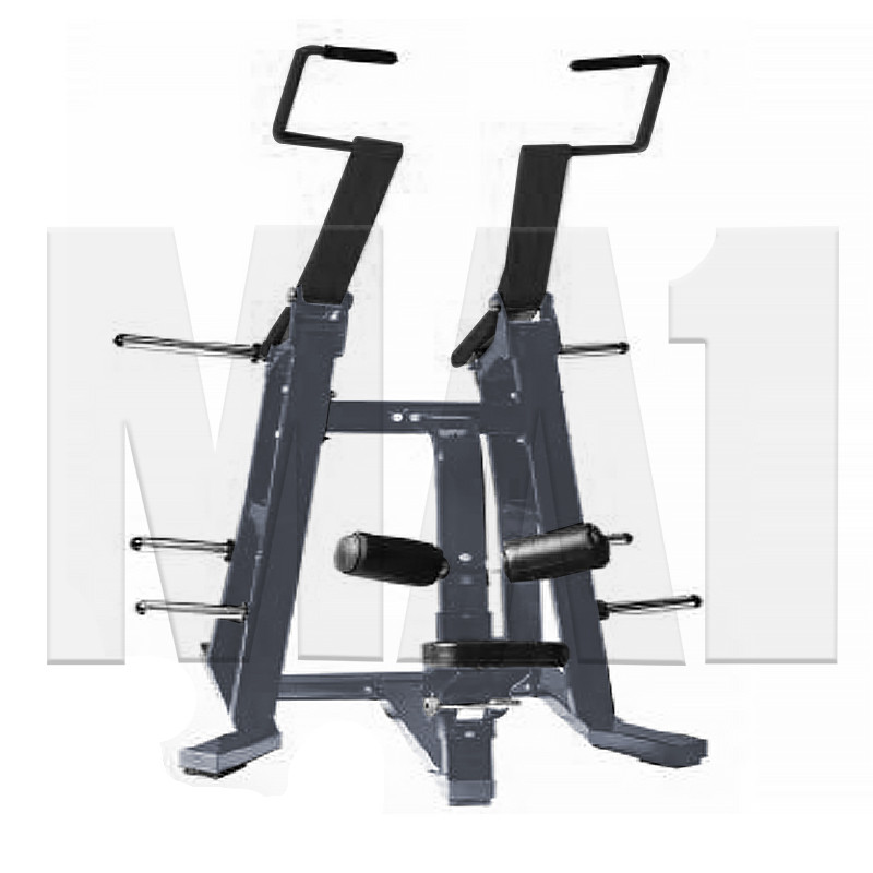 MA1 Club Series Plate Loaded Lat Pull Down