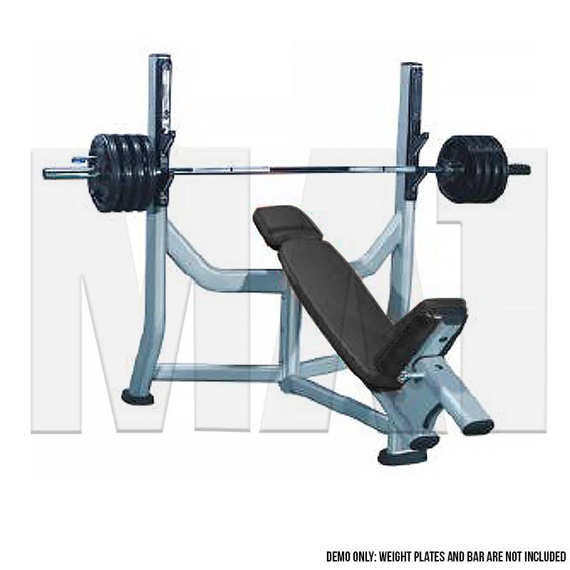 MA1 Club Series Incline Bench Press