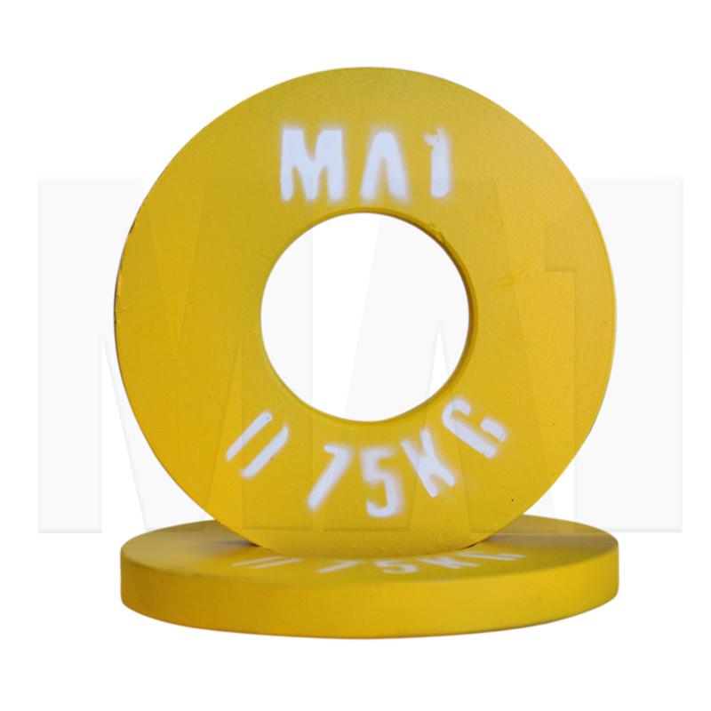 MA1 Olympic Pro Steel Plate - 0.75kg