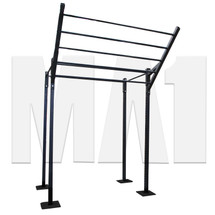 MA1 Rig Attachment - Plyo Ladder 1.8m wide - Demo - on rig
