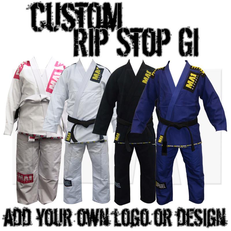 MA1 Custom Rip Stop Kimonos