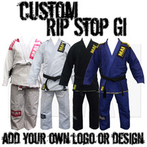 MA1 Rip Stop Kimono - Custom Made