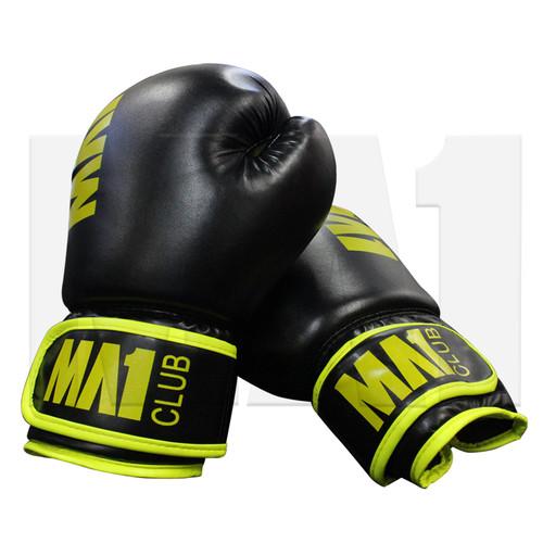 MA1 Club PU 8 Oz Boxing Gloves