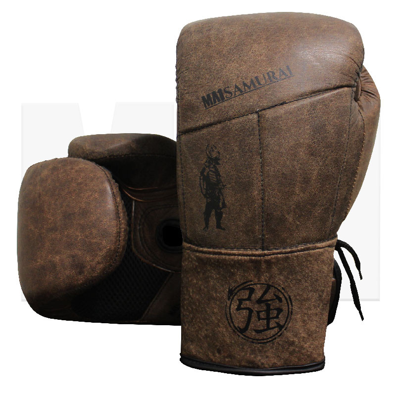 MA1 Samurai Series 12oz Lace Up Boxing Gloves