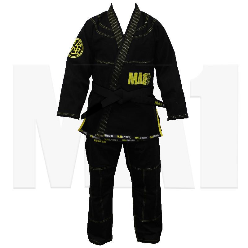 MA1 Elite Dragon Black Kimono