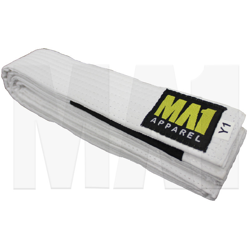 MA1 Kids Belt - White