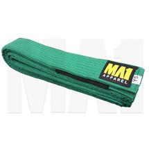 MA1 Kids BJJ Kimono Belt - Green