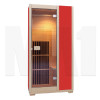 MA1 Infrared Sauna for Sale Melbourne - 1 Man Capacity - Red