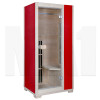 MA1 Infrared Sauna for Sale Melbourne - 1 Man Capacity - Red - angle