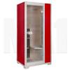 MA1 Infrared Sauna - 1 Man Capacity - Red - angle