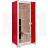 MA1 Infrared Sauna - 1 Man Capacity - Red - open door