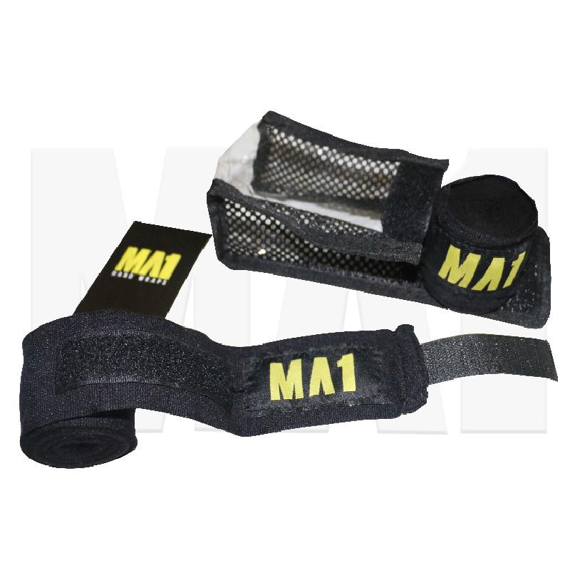 MA1 Hand Wraps - Black