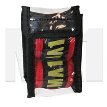 MA1 Hand Wraps 2.7M - Red - package