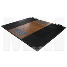 MA1 Pro Olympic Weightlifting Platform 2m*2.5m*30mm with Bamboo Floor
