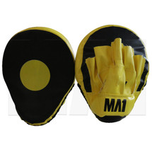MA1 Club Focus Pads - Yellow