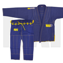 MA1 Premium Comp Kimono - Blue & Yellow