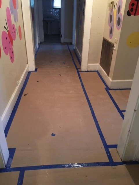 How To Protect Hardwood Amp Tile Floors During Construction