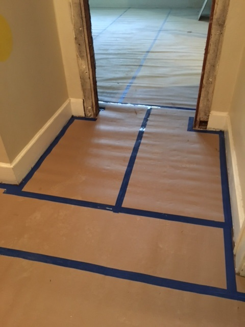 How To Protect Hardwood Tile Floors During Construction