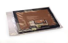 "5""X12"" Clear Lay Flat Poly Bags 2 mil 1000/CTN"