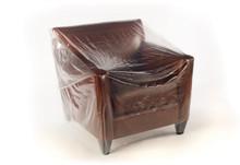 """50""""X45"""" Clear Furniture Bags 26"""" Chair 300/RL"""