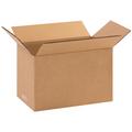"10"" x 6"" x 6"" Corrugated Cardboard Shipping Boxes 25/Bundle"