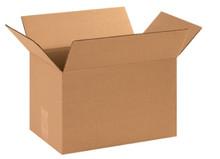 "14"" x 9"" x 9"" (200#/ECT-32) Kraft Corrugated Cardboard Shipping Boxes"