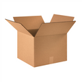 "16"" x 16"" x 12"" Double Wall Corrugated Cardboard Shipping Boxes 10/Bundle"