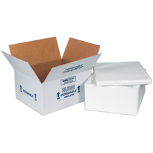 12 Quot X 10 Quot X 5 Quot Insulated Shipping Containers 4 Case