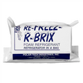 "4 1/2"" x 2"" x 1 1/2"" - 7.5 oz. Re-Freez-R-Brix™ Cold Bricks 48/Case"