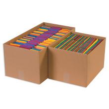 """15"""" x 12"""" x 10"""" Economy File Storage Boxes 12/Bundle"""