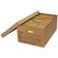 """24"""" x 15"""" x 10"""" Economy File Storage Boxes 12/Bundle"""