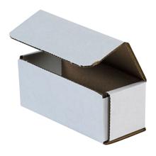 "5"" x 2"" x 2"" White Corrugated Mailers 50/Bundle"