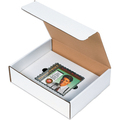 "11 1/8"" x 8 3/4"" x 4"" CD Literature Mailer Kits 50/Bundle"