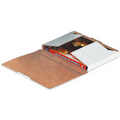 "7 5/8"" x 5 7/16"" x 11/16"" DVD Mailers 50/Bundle"