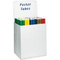 Large Bin Floor Display Box and Large Bin Floor Display Header Cards are SOLD SEPARATELY.