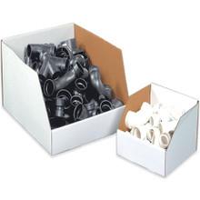 "20"" x 24"" x 12""  Jumbo Open Top Bin Boxes - Fits 24"" Shelf"