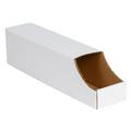 "4"" x 18"" x 4 1/2""  Stackable Bin Boxes - Fits 18"" Shelf"