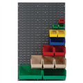 """36"""" x 61""""  Wall Mounted Panel Rack"""